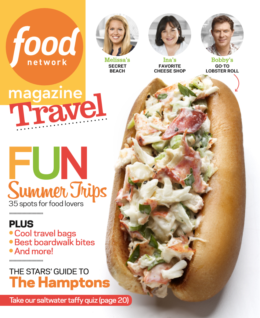 Foodnetwork Com The Kitchen: Food Network Magazine: San Diego Feature