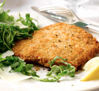 Turkey Cutlets With Parmesan Crust Recipes — Dishmaps